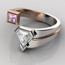 Nerdy Wedding Rings.Shae S Geeky Gift Ideas Engagement Rings Nerds That Geek