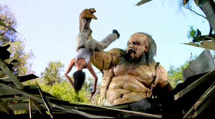 Nerds That Geek Movie Review – 'Axe Giant: The Wrath of Paul Bunyan
