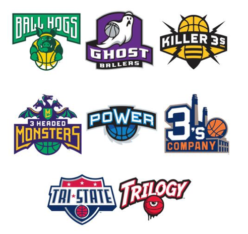 For the Love of Logos: The BIG3 - Nerds That Geek - Nerds That Geek