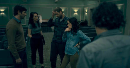 The Haunting Of Hill House Recap Two Storms Nerds That Geek Nerds That Geek